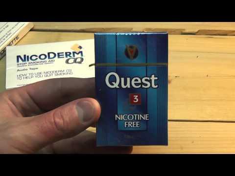 Quest Cigarettes - Vector Tobacco Company - Stop Smoking
