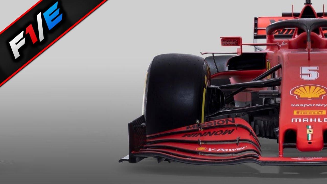 Ferrari F1 2020 Car Launch!!