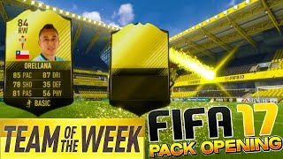 FIFA 17 Pack Opening Castigam un Team of The Week
