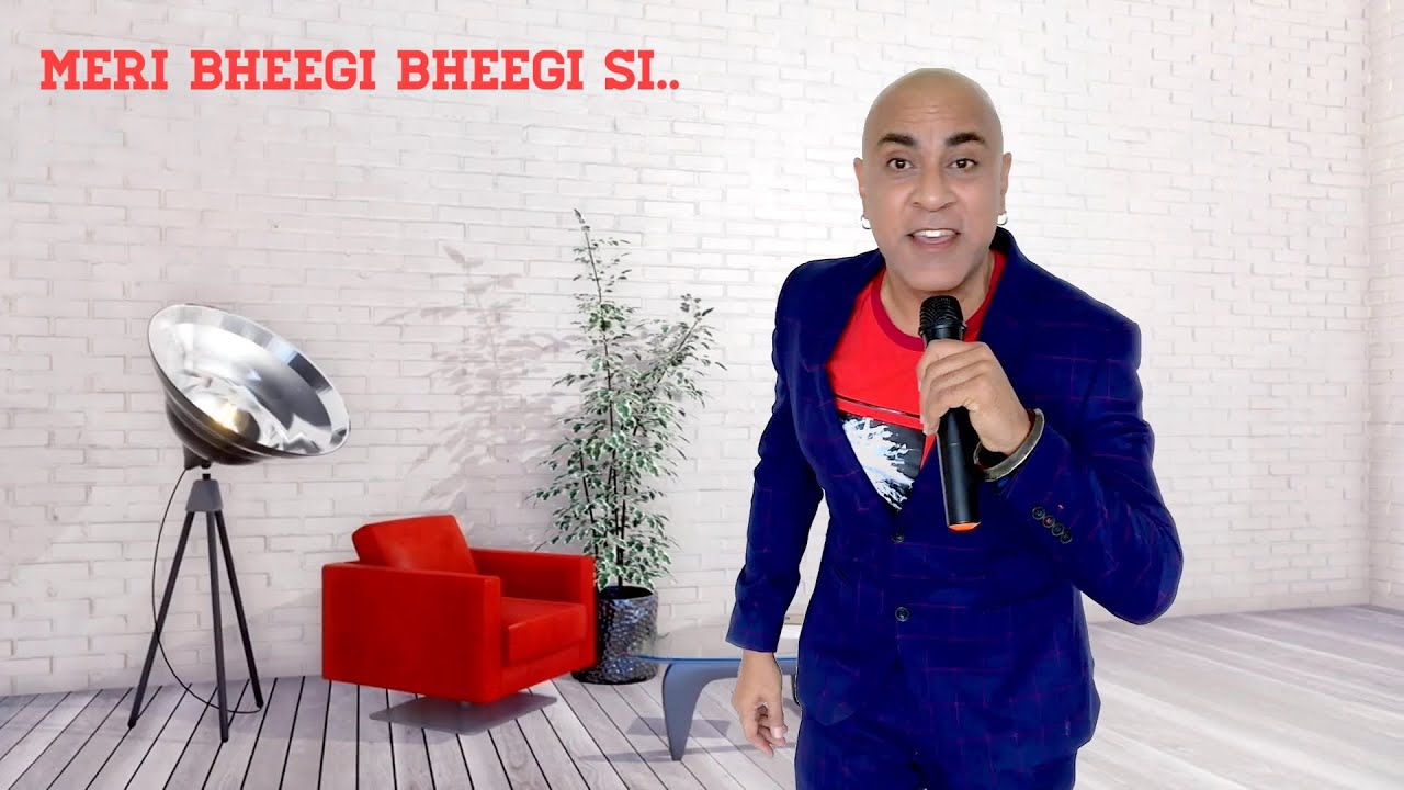 Meri Bheegi Bheegi Si - A Kishore Kumar cover 💎