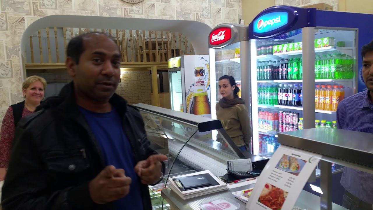 Stani Indian Restaurant In Tbilisi Georgia Hindi Urdu