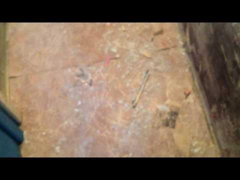 Каменная стенка попье маше( из старых обоев и обойного клея) 1 видео