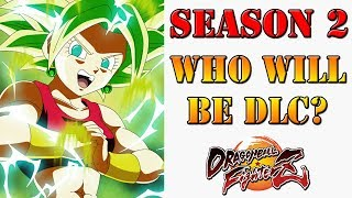 Dragon Ball FighterZ - What new characters will appear in Season 2?