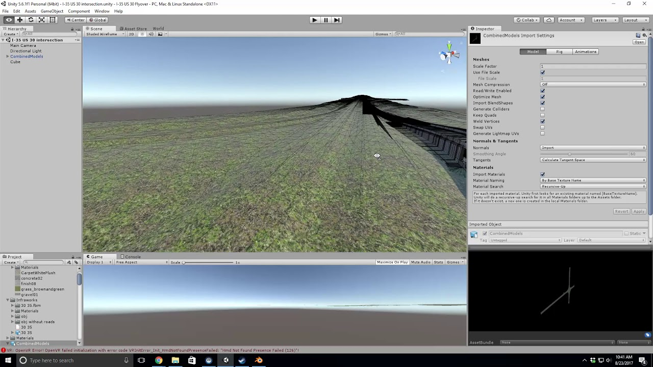 Unity 3d jitter problem