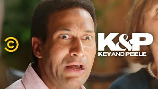 God Visits a Prayer Group - Key & Peele