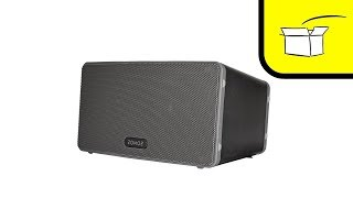 SONOS Play 3 Unboxing