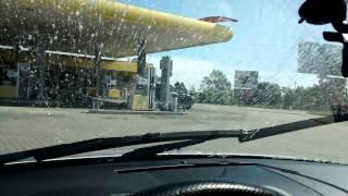 Mazda 3 windshield washer nozzle mist