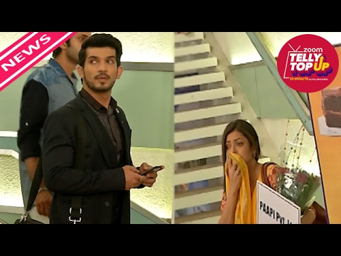 Raghav & Naina's Hit & Miss Scene In 'Pardes Mein Hai Mera Dil' | #TellyTopUp thumbnail