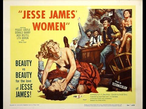 Jesse James's Women - Sexy Western Movies