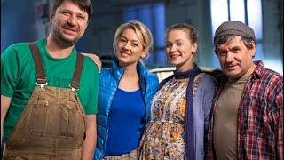Любовь на четырех колесах - русский трейлер (2015) Сериал фильм мелодрама