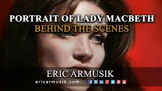Portrait of Lady Macbeth by Eric Armusik