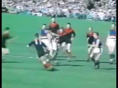 Footscray v Melbourne FFC (1954 Grand Final)