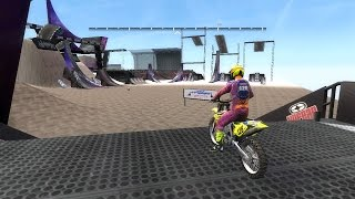 C4 Games FMX | MX vs. ATV Reflex Custom Track