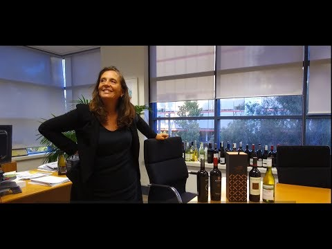 Anne, Global Marketing Director, Pernod Ricard Winemakers (English/French)