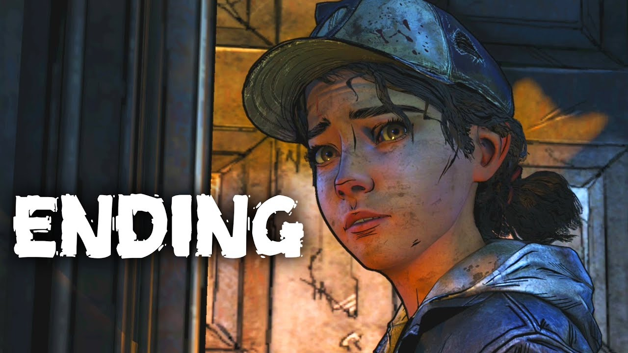 The Walking Dead Season 4 Episode 1 Ending Gameplay Walkthrough Part 5  (Full Game) Final Season  Gameriot 23:21 HD