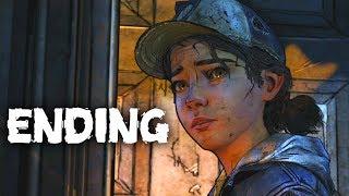 The Walking Dead Season 4 Episode 1 ENDING Gameplay Walkthrough Part 5 Full Game FINAL SEASON