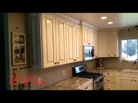 Lehi Kitchen Remodel by Utah County General Contractor.