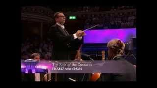 Franz Waxman 'The Ride to Dubno' ('Taras Bulba') - John Wilson Orchestra