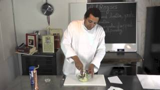 How To Make A Compound Butter - Garlic Parsley Compound Butter - Cooking Classes