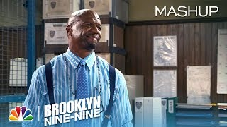 Terry Loves All These Things - Brooklyn Nine-Nine (Mashup)