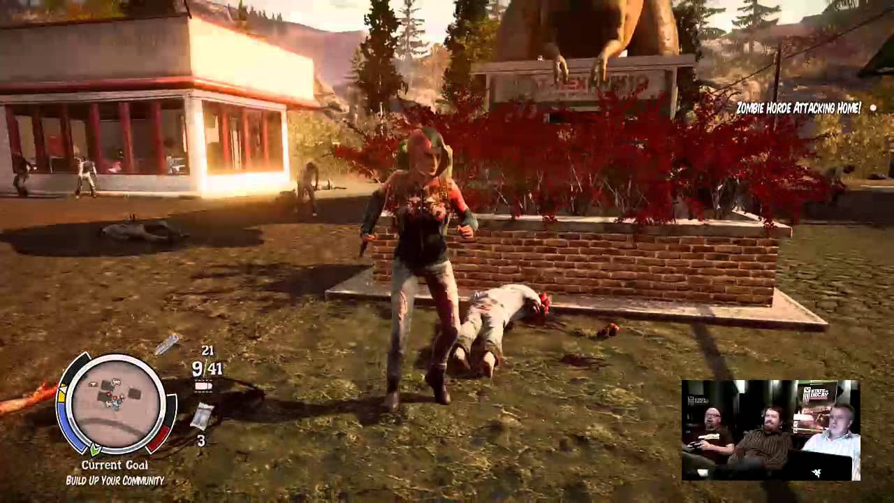 Playing State of Decay: Year-One Survival Edition from Undead Labs ...