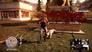 Playing State of Decay: Year-One Survival Edition from Undead Labs