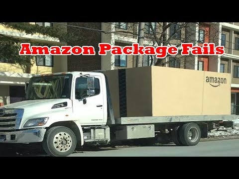 Top 10 Amazon Package Fails (Amazon Delivery Fails) Excessive Packaging