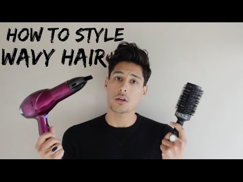 how-to-manage-mens-wavy-hair-|-mens-hairstyle-fail