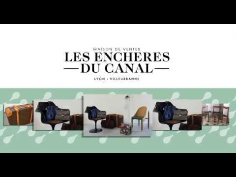 Vente Vintage 60's-80's - 26/11/16 - Les Enchères du Canal