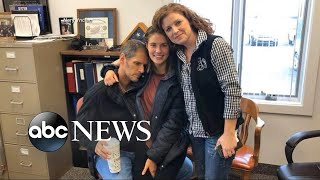Parents of missing teen found safe speak out