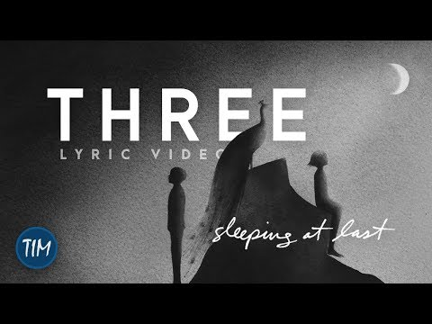 """Three"" (Lyric Video) 