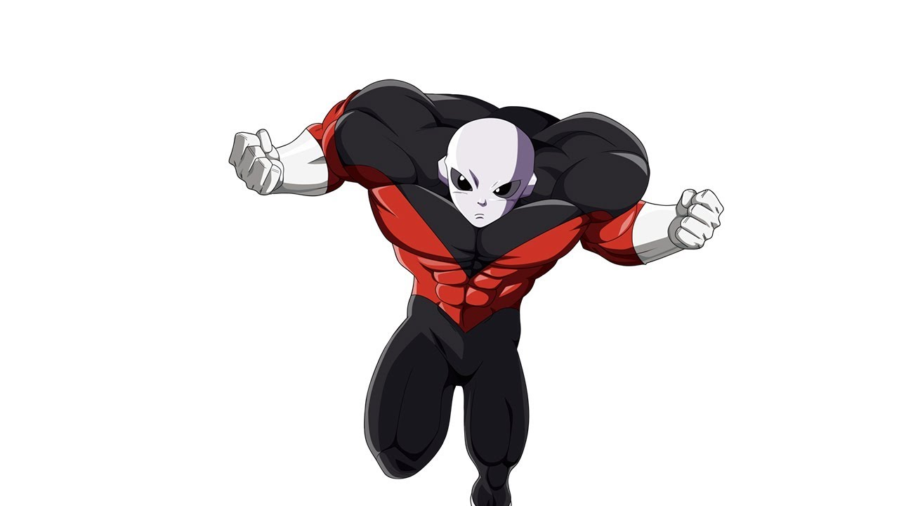 Como Dibujar A Jiren Dragon Ball Super/How To Draw Jiren