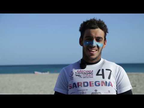 2019 Kitefoil World Series Final Cagliari - Day 1