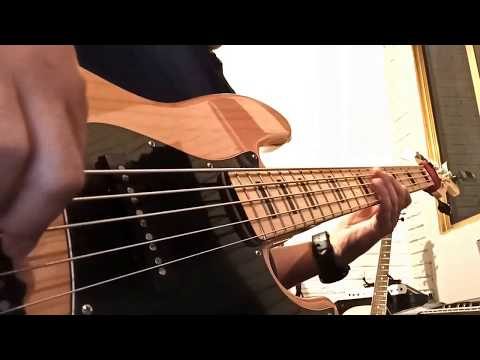 GIVE IT ALL YOU GOT (CHUCK MANGIONE) COVER BASS