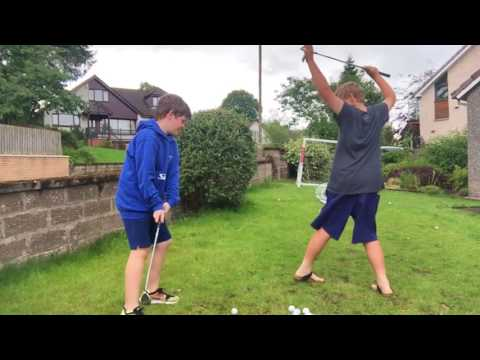 all-types-of-clubs-chipping-challenge