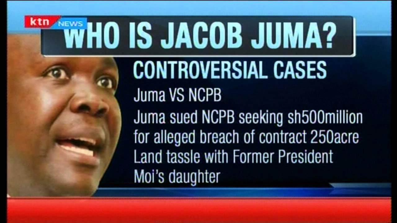 Download WHO IS JACOB JUMA: Here is the profile of Businessman Jacob Juma