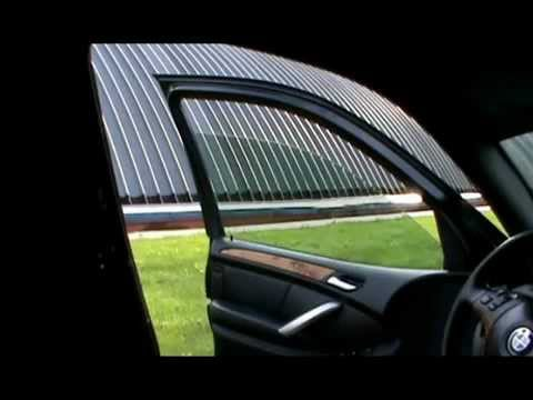 Electric Adjustable Window Tint Film For Cars