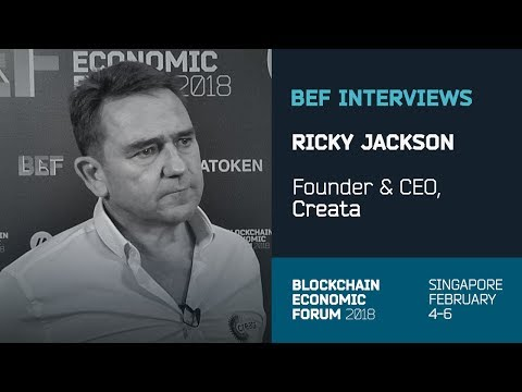 BEF2018 Ricky Jackson Interview