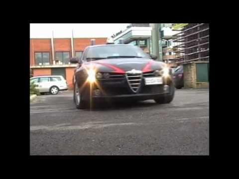 Nucleo Radiomobile Carabinieri Roma - 2° sez. autoradio