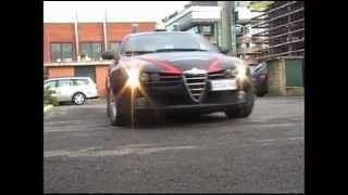 Repeat youtube video Nucleo Radiomobile Carabinieri Roma - 2° sez. autoradio
