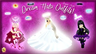 Creating Outfits for My Imaginary Halos in Royale High! EVERY HALO SO FAR!