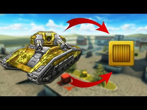 Tanki Online - Twins M2 And Titan M2 At Warrant Officer! танки Онлайн