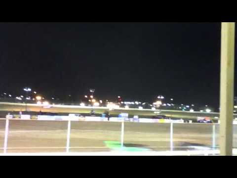 Manitowoc Expo Late Model Main Race