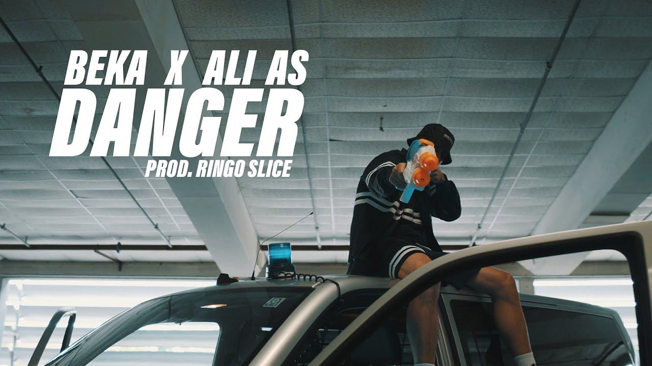 BEKA ► DANGER ◄ feat. Ali As (prod. by Ringo Slice)