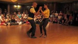 Bachata Dominican Style 2008  (in England) thumbnail