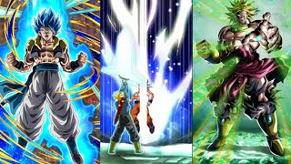 Top 10 Transformation Units in Dokkan Battle!