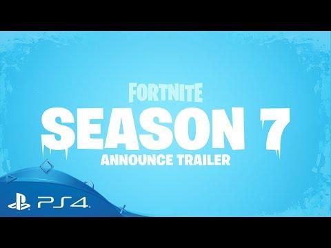 Fortnite | Season 7 Trailer | PS4