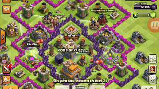 (CLASH OF CLANS) SERE nova clahs war of clans