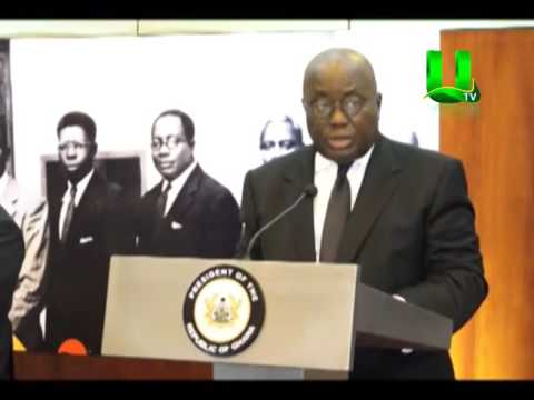 Corporate Ghana To Fund Ghana@60 Celebrations - Prez. Akufo-Addo