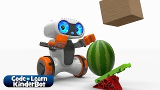 Code 'n Learn Kinderbot™ - Catapult | Cartoons For Kids | Fisher-Price | Kids Learning